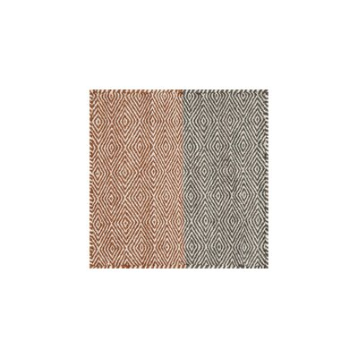 Quays Hand-Tufted Brown/Gray Area Rug