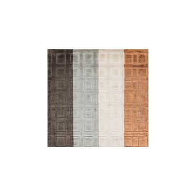 Westley Hand-Woven Brown/Gray Area Rug