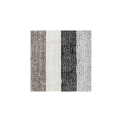 Barkley Hand-Loomed Ivory/Charcoal Area Rug