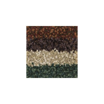Hittle Hand-Woven Beige/Green Area Rug