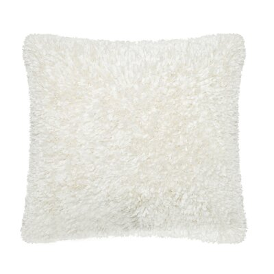 Keen Throw Pillow Color: Bright / White