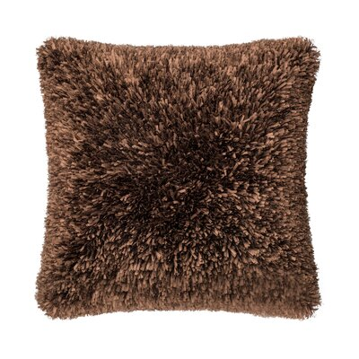 Keen Throw Pillow Color: Brown