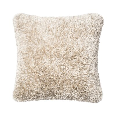 Keen Throw Pillow Color: White
