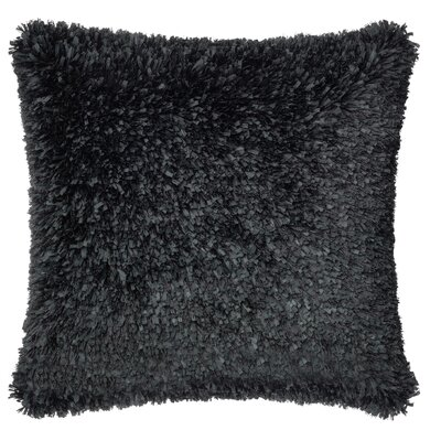 Keen Throw Pillow Color: Black