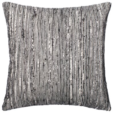 Tsang Throw Pillow Color: Black