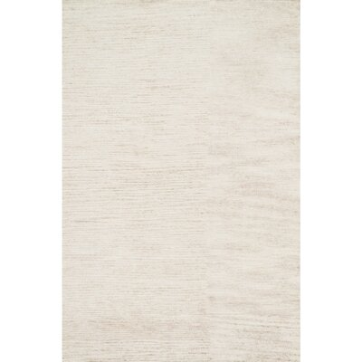 Kelch Ivory Area Rug Rug Size: Rectangle 79 x 99