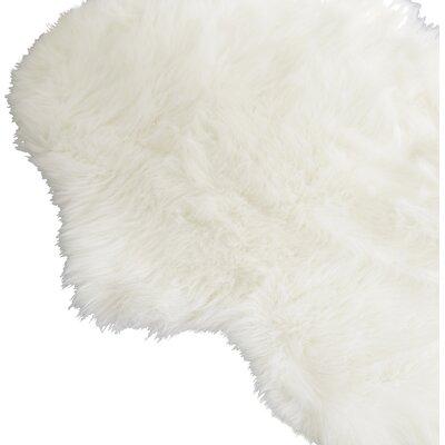 Grayson White Area Rug