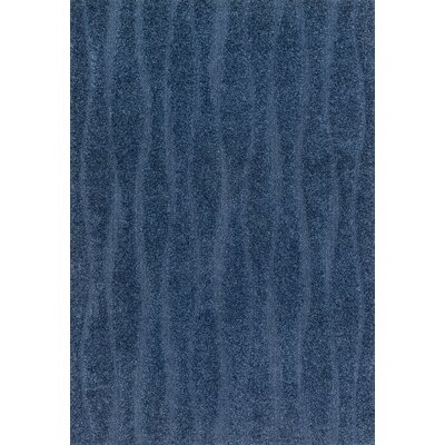Enchant Navy Area Rug Rug Size: 23 x 39