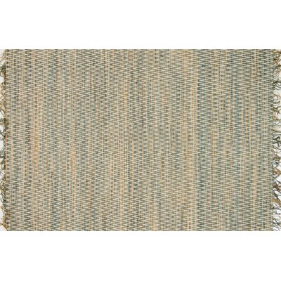 Faraci Hand-Woven Fog Area Rug Rug Size: Rectangle 36 x 56