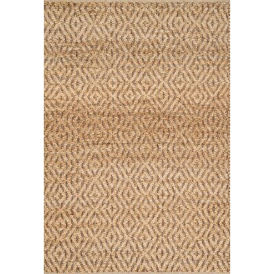 Istanbul Brown Area Rug Rug Size: 23 x 39