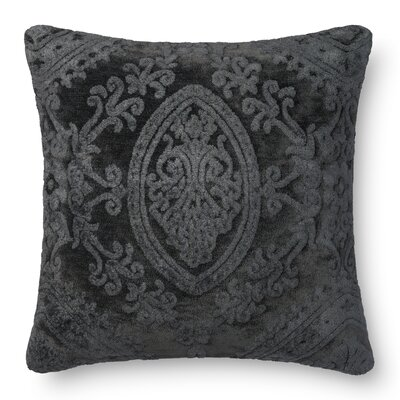 Leavell Throw Pillow Color: Smoke