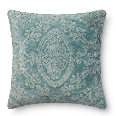 DR. G Throw Pillow Color: Glacier