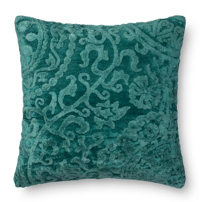 DR. G Throw Pillow Color: Sea