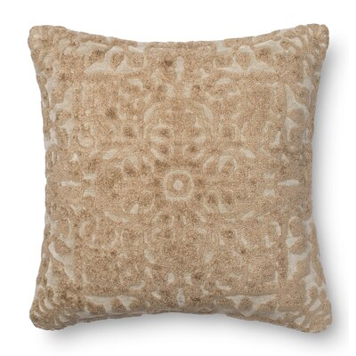 Nordman Throw Pillow Size: 22 H x 22 W x 5 D