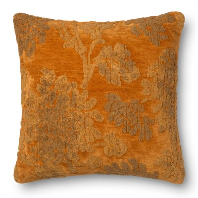 Woll Throw Pillow Size: 22 H x 22 W x 5 D