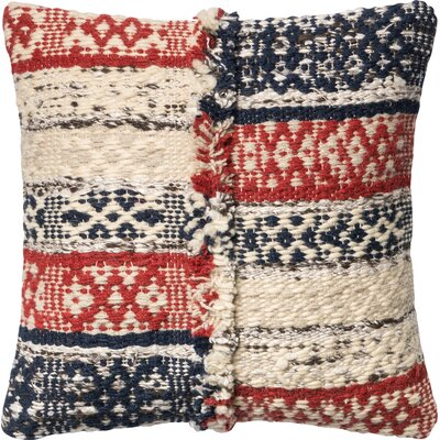 Dhurri Throw Pillow Cover