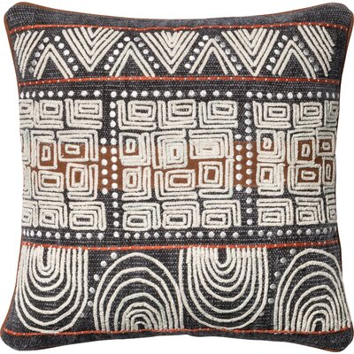 Overby Throw Pillow Cover
