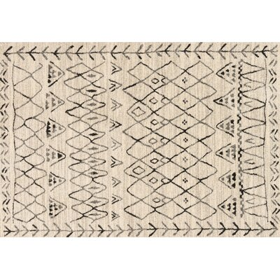 Emory Heather Area Rug Rug Size: Rectangle 53 x 77