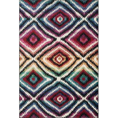 Sierra Blue/Green/Pink Area Rug