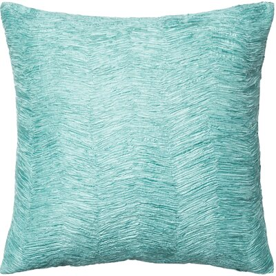 Throw Pillow Color: Light Blue