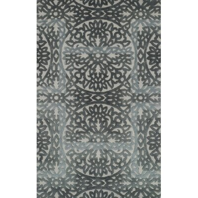 Alexi Gray Area Rug Rug Size: 710 x 11