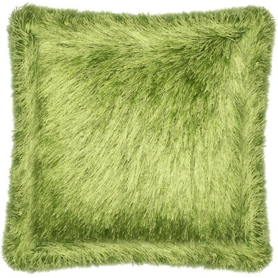 Ostrom Throw Pillow Color: Green