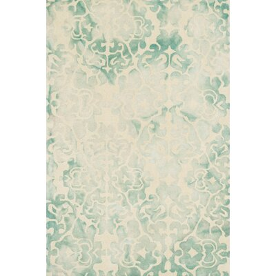 Beckett Mist Area Rug Rug Size: Rectangle 79 x 99