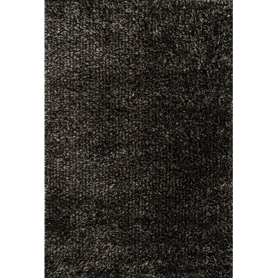 Ballif Hand-Tufted Charcoal Area Rug Rug Size: Rectangle 5 x 76