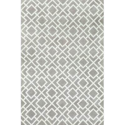 Charlotte Ash Area Rug Rug Size: Rectangle 5 x 76