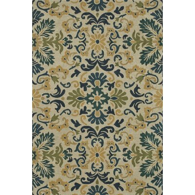 Fairfield Hand-Woven Blue/Teal Area Rug