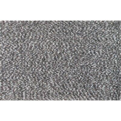 Callie Gray Area Rug Rug Size: 36 x 56