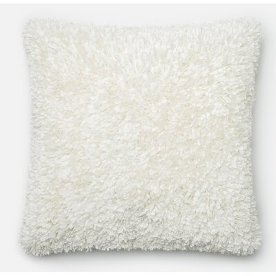 Pillow Cover Color: Bright/White