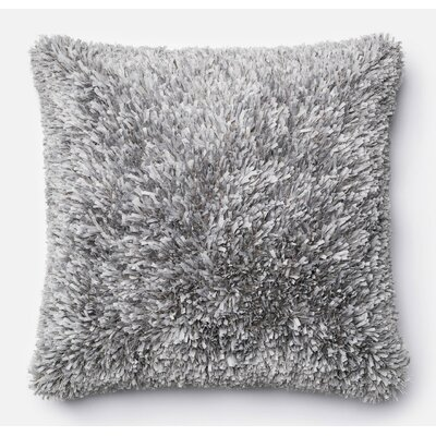 DeSisto Pillow Cover Color: Gray