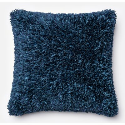 DeSisto Pillow Cover Color: Navy