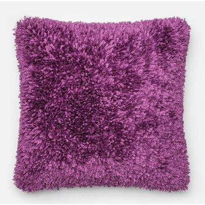 Pillow Cover Color: Purple