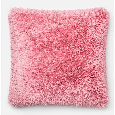 Pillow Cover Color: Pink