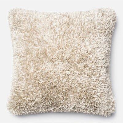 DeSisto Pillow Cover Color: White