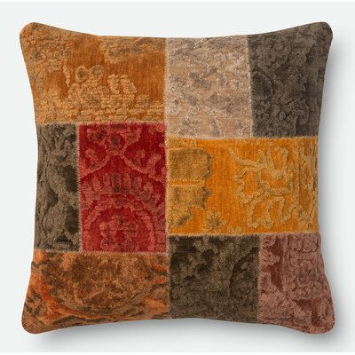 Pillow Cover Color: Moracco