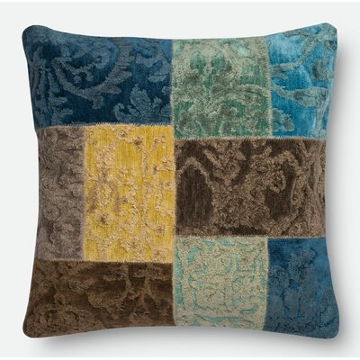 Worle Pillow Cover Color: Pacifico