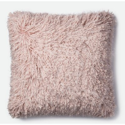 Bolotov Pillow Cover Color: Pink
