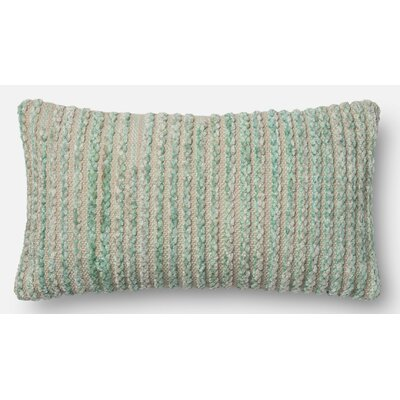 Jerald Lumbar Pillow Color: Silver Sage
