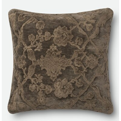 Lebrun Throw Pillow Size: 22 H x 22 W x 6 D, Color: Strom