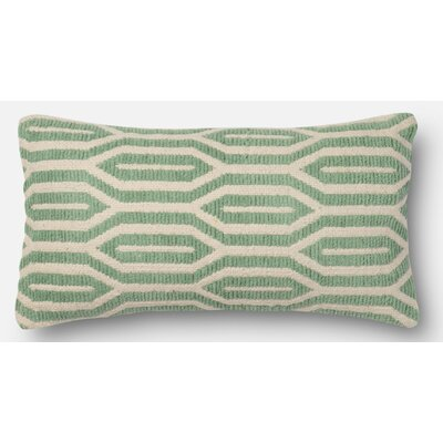 Lumbar Pillow Color: Jade