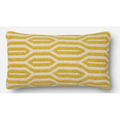 Lumbar Pillow Color: Citron