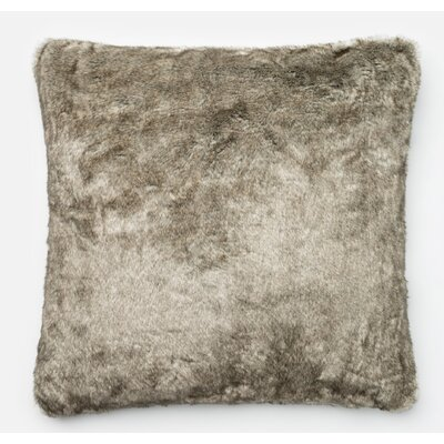 Throw Pillow Color: Gray