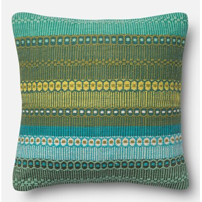 Pillow Cover Size: 18 H x 18 W x 0.25 D, Color: Dhaba