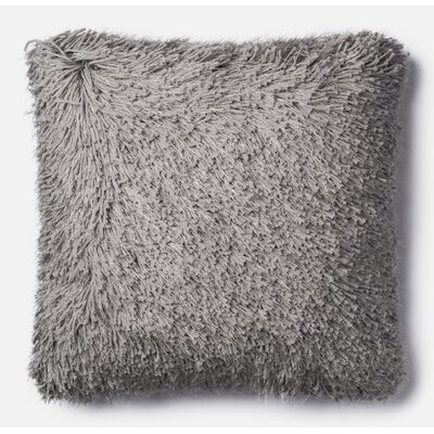 Georgescu Throw Pillow Color: Gray