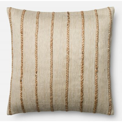Pillow Cover Color: Beige