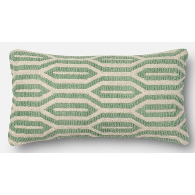 Pillow Cover Color: Jade