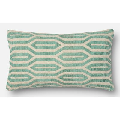 Pillow Cover Color: Aqua